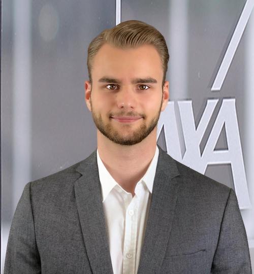 Loukas Koutridis AXA Versicherung Neu-Isenburg Frank Reinhart